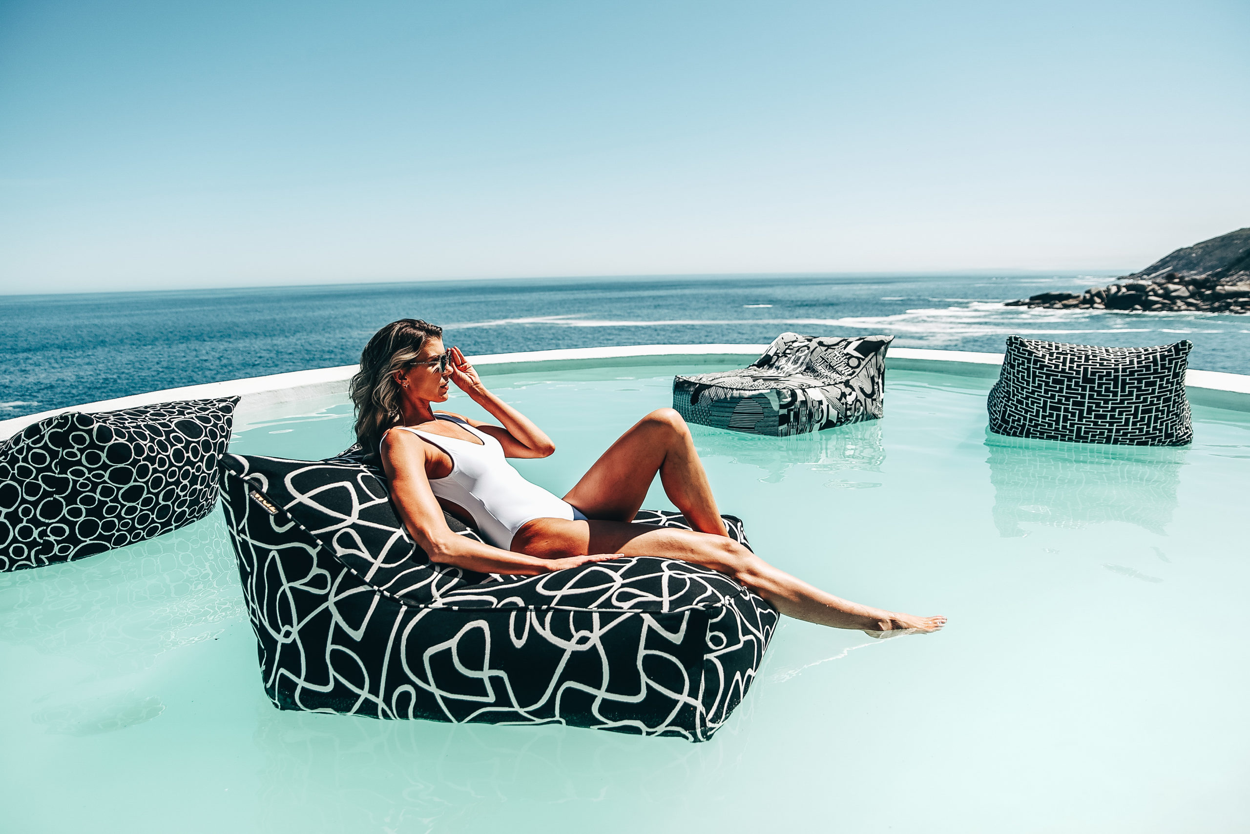 Waz luxury outdoor furniture model brigitte willers